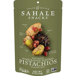 Sahale Snacks Pomegranate Pistachios Glazed Mix