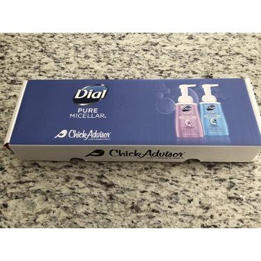 Dial Pure Micellar Foaming Hand Wash Juniper