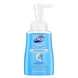 Dial Pure Micellar Foaming Hand Wash Juniper
