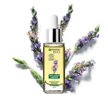 Garnier Bio Organic Lavandin Smooth And Glow Facial Oil