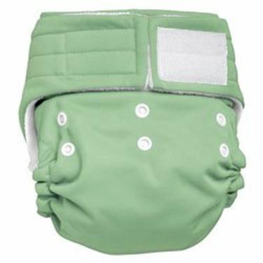 Happy Heinys One Size Sage Cloth Diaper
