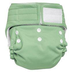 Happy Heinys One Size Sage Cloth Diaper