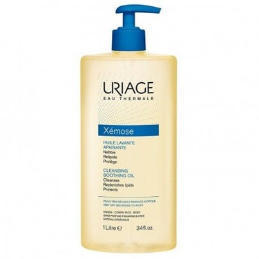 Uriage Xemose Cleansing Soothing Oil