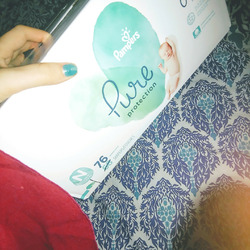 Pampers® Pure Collection diaper