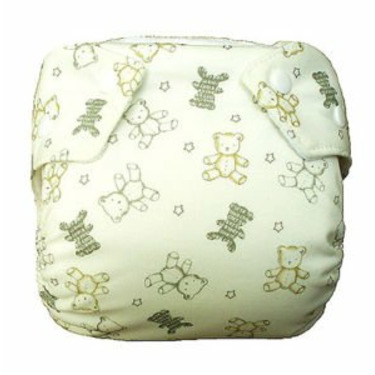 Adorable Pocket Cloth Diaper Adjustable One Size Fits All