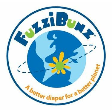 3 Pack FuzziBunz Cloth Pocket Diaper - Medium - Girl Colors