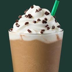 Starbucks vanilla frappucinno