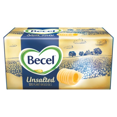 Becel Unsalted Plant-Based Bricks