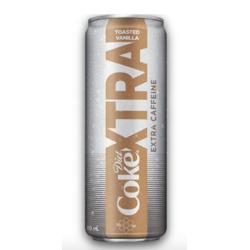 Diet Coke XTRA Toasted Vanilla