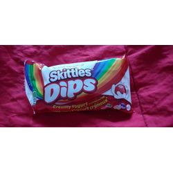 Yogurt covered skittles