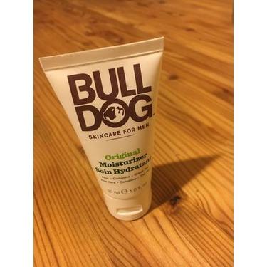 Bulldog moisturiser