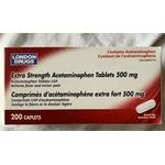 London drugs Extra Strength Acetaminophen 500mg