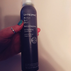 Living proof perfect hair day heat styling spray