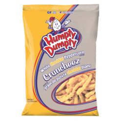 Humpty Dumpty White Cheddar and Peppercorn Cruncheez