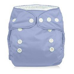 SmartiPants Onesize Cloth Diaper - Cool Blue