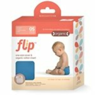 bumGenius Flip with Organic Insert - Moonbeam