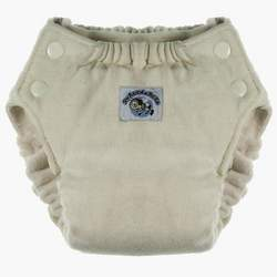 Swaddlebees Organic Hemp Fitted Pocket Diaper Small