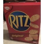 Christie Ritz crackers Original