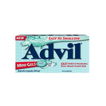 Advil Liquid Mini Gels