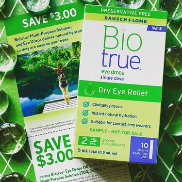 BioTrue Eye drops