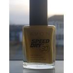 Avon speed dry nail polish 30 seconds