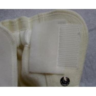 Sckoon Stick -N- Snap Machine Washable Merino Wool Diaper Cover - Size Medium
