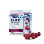 Tetley Cold Infusions - Raspberry & Cranberry