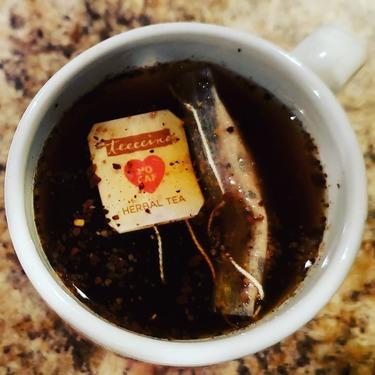 Teeccino Dandelion Caramel Nut Herbal Tea
