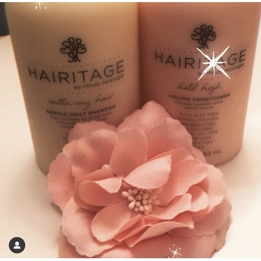 Hairitage Shampoo and Conditioner