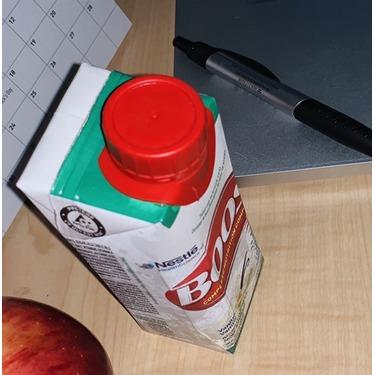 Boost nutritional drink vanilla