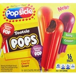 Unilever popsicle tootsie pop