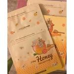 Mother made 2 step honey citrus facial