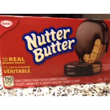 Mr. Christie Real Nutter Butter