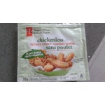 PC chickenless breaded strips