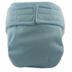 Happy Heiny's Pocket Diaper (Medium, Baby Blue)