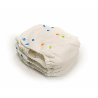 Babykicks Bumboo One Size Pocket Diaper, Multi
