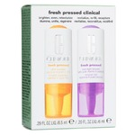 Clinique Fresh Pressed Clinical Daily + Overnight Boosters with Pure Vitamin C 10% + A (Retinol)
