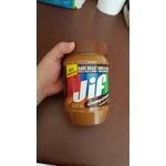 Jiff peanut butter - dark roast