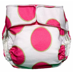"CuteyBaby ""One and Done!"" Modern Cloth Diaper Starter Kit - GIRL"