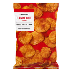 Starbucks Barbecue Kettle Potato Chips