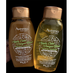 Aveeno Apple Cider Vinegar Blend Shampoo