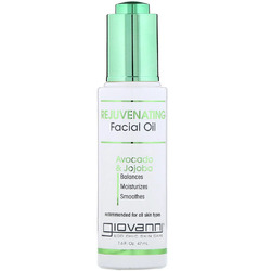 Giovanni rejuvenating facial oil - avocado & jojoba