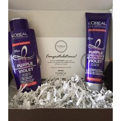 L'Oreal Color Radiance Purple Shampoo