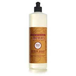 Mrs. Meyers Clean Day Dish Soap Apple Cider