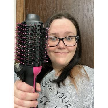 revlon salon one step hair dryer