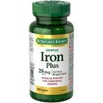 Nature's Bounty Gentle Iron Plus