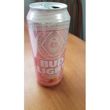 Bud Light Strawberry Lemonade