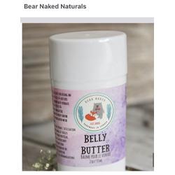 Bear Naked Naturals Belly Butter
