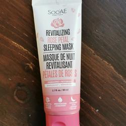 SOOAE Revitalizing Rose Petal Sleeping Mask
