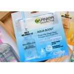 Garnier Fresh Mix Aqua Boost Sheet Mask